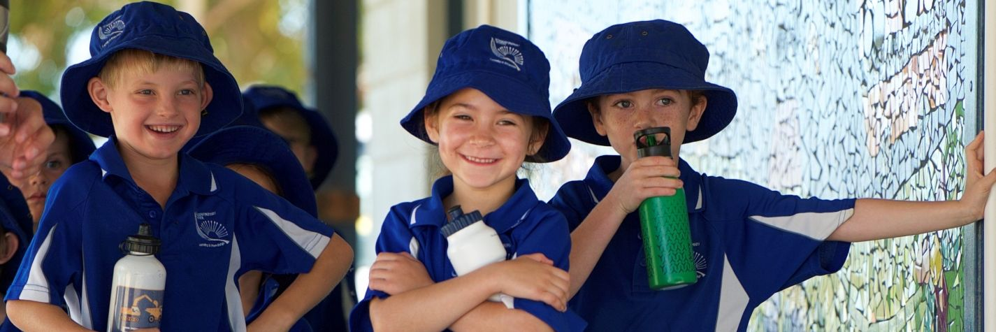 Scaddan Primary School is great because of all of the friendships and the fun we have -  Student